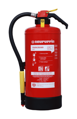 Fettbrand Auflade-Feuerlöscher NEU F 9 SKM