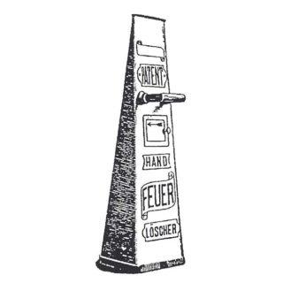 Patent- Handfeuerlöscher