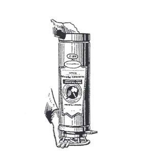 MINIMAX- PERKEO- Schaumlöscher PB mit 8 und 9 Liter Inhalt